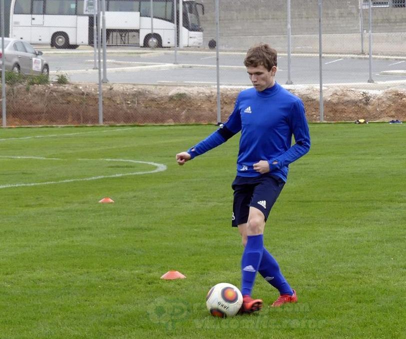 Олег Николаев: «Эмоции, переполнявшие меня, разделил с командой»