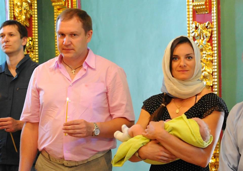семья елены исинбаевой фото